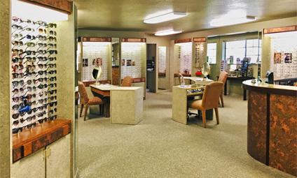 Donaldson Eye Care Optical Center Sonora CA